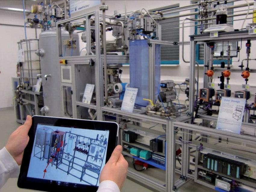 Endüstriyel bilişim nedir?