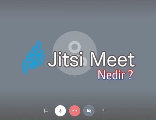 jitsi-meet-nedir