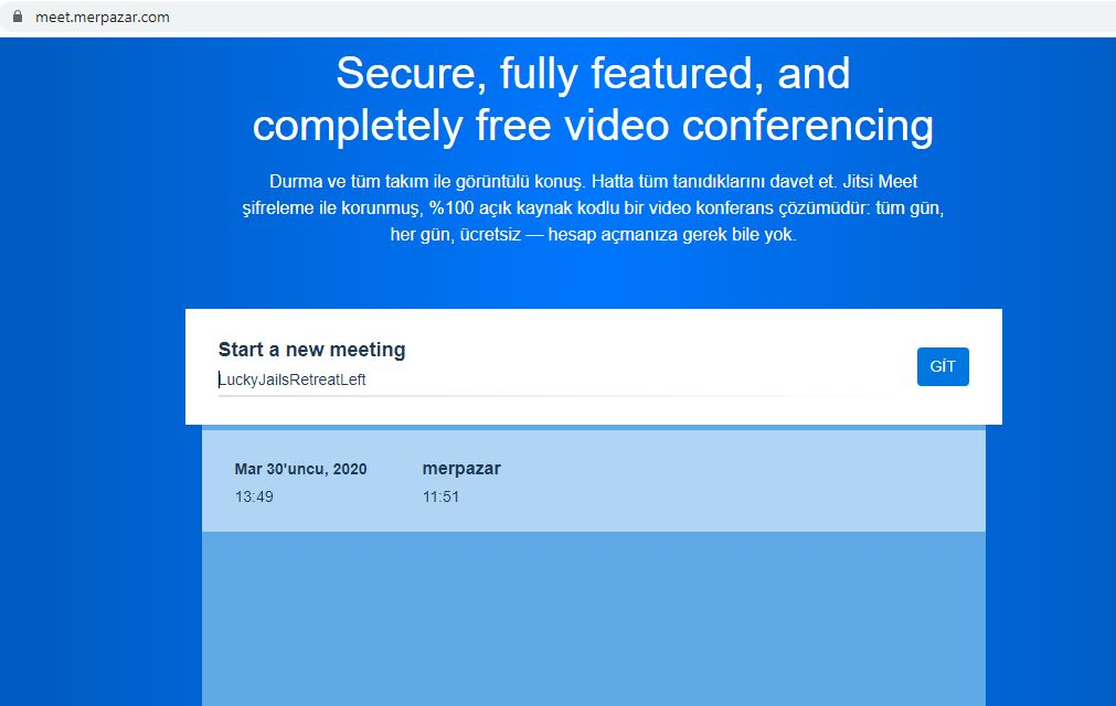 Jitsi Meet Nedir? Jitsi Video Konferans Nedir? Nasıl Kullanılır?